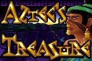 Aztec Treasure – новый игровой автомат в лучшем онлайн 777 GMSlots картинка логотип