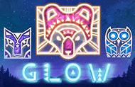 Игровой автомат Glow в GMSlots доступное зеркало картинка логотип