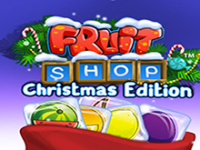 Fruit Shop Christmas Edition от Нетент: играть в автомат